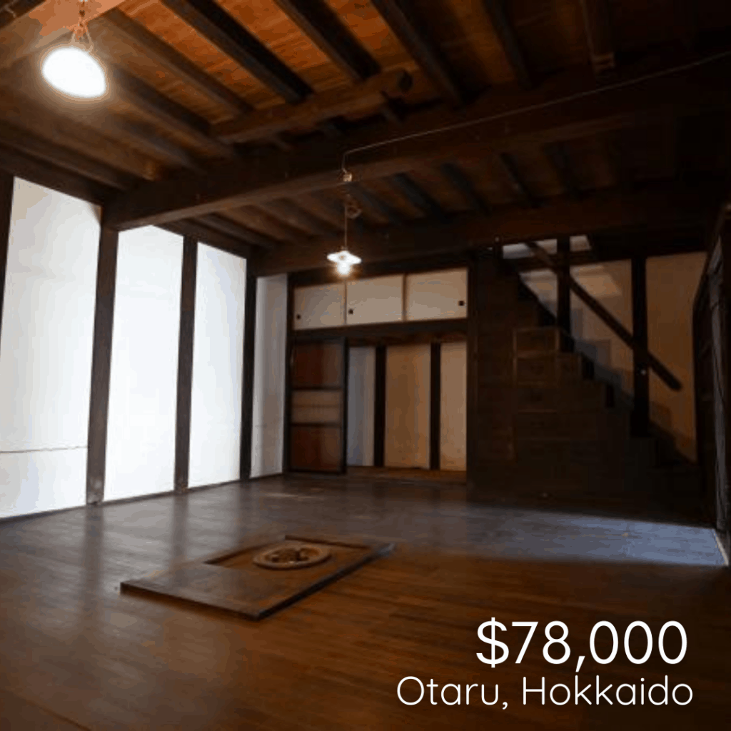 Cheap House Hokkaido