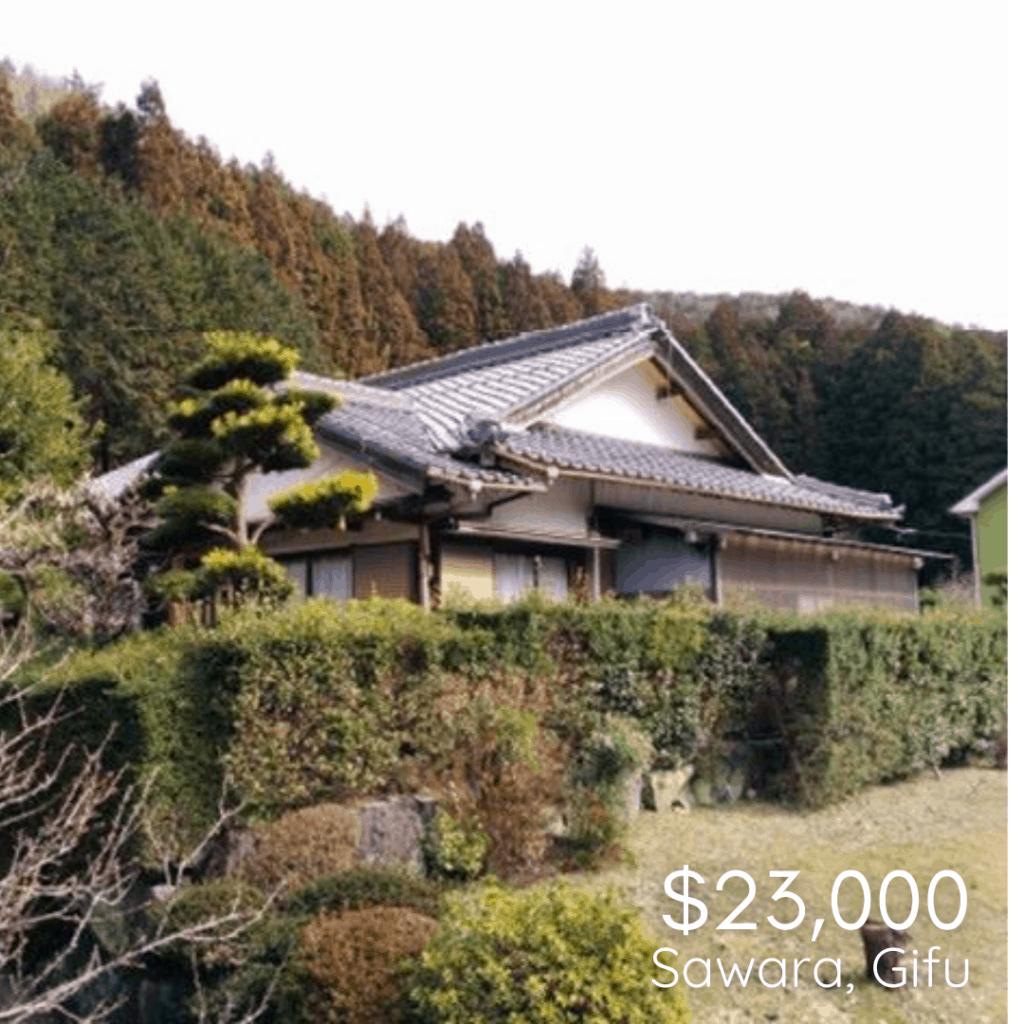 26. Sawara, Gifu